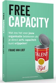 Free Capacity Frans van Loef boek