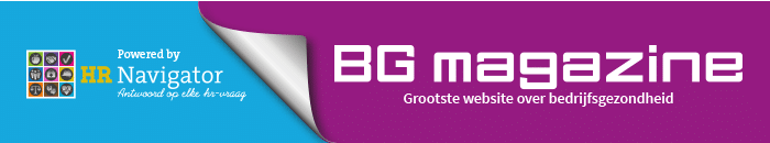 BG magazine website over arbo verzuim re-integratie en duurzame inzetbaarheid