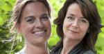 Annette Aarts en Pauline Miedema