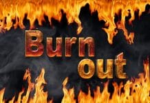 burn out overspannen