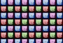 werkdruk e-mail