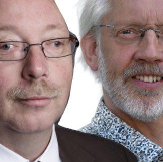 Peter Dona en Marcel van Marrewijk