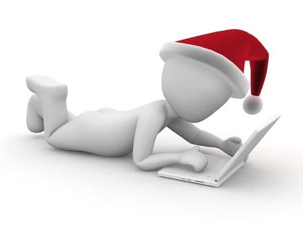 Kerst stress werkdruk