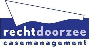 logo recht door zee casemanagement
