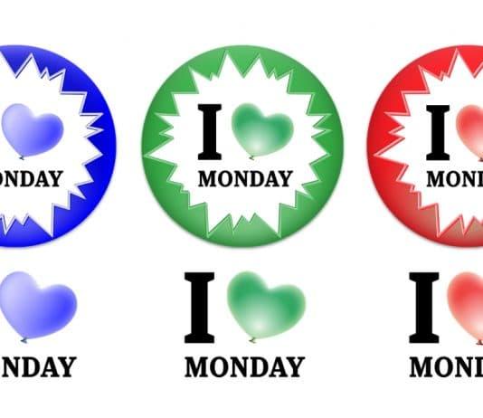 maandagmorgen blues