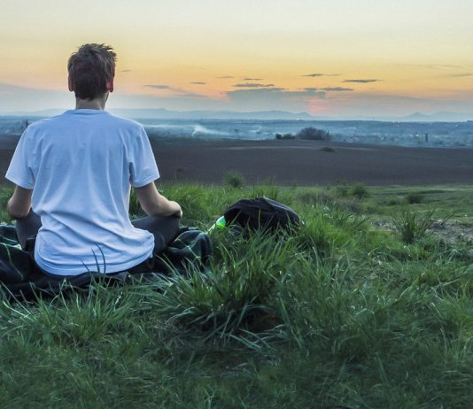 meditatie op de werkplek