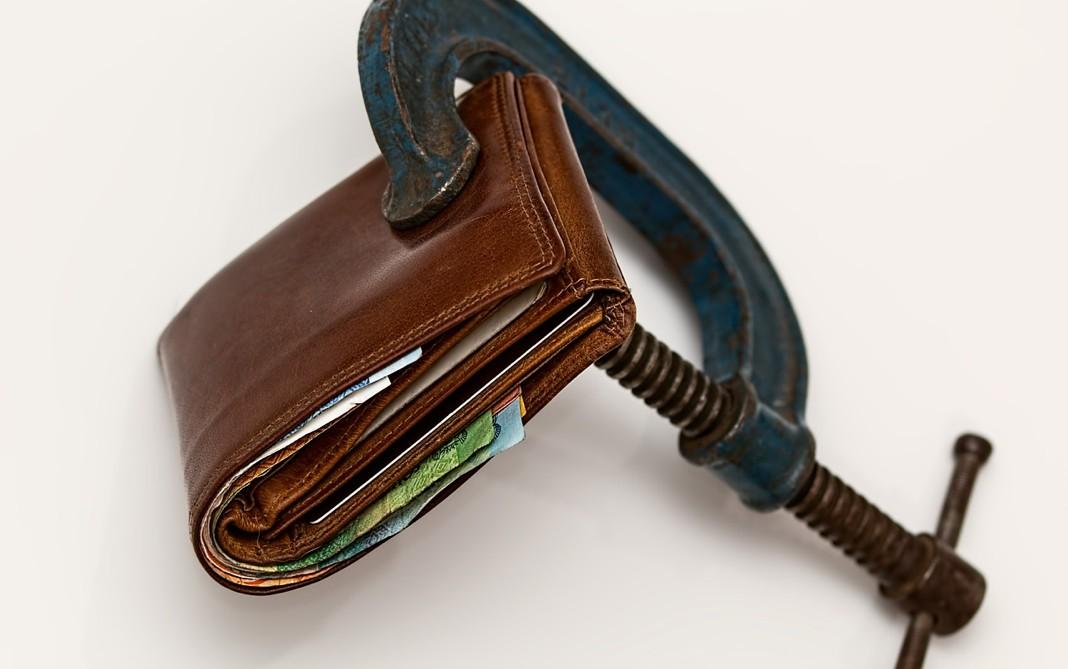 schuldproblemen werknemers