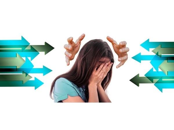 stress bij vrouwen