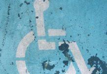 gehandicapte werknemer